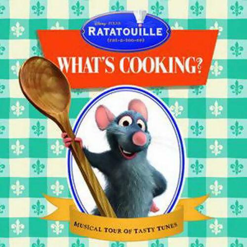 Ratatouille:  What's Cooking? - International Version