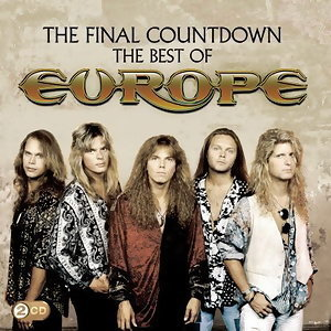 The Final Countdown The Best Of Europe (超級冠軍極精選)