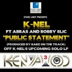 Public Statement