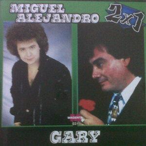 Miguel Alejandro 2x1 Gary