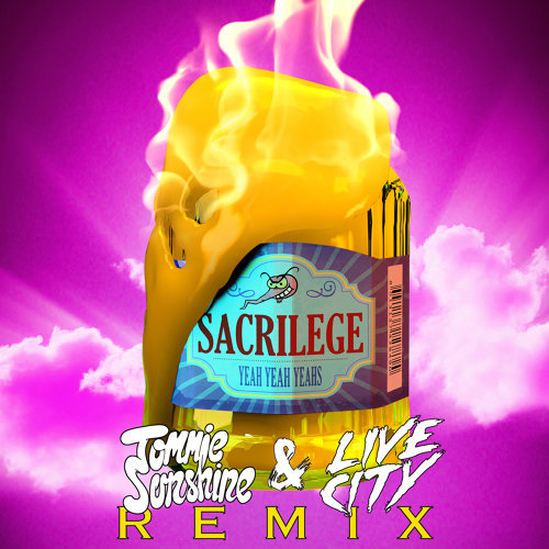 Sacrilege - Tommie Sunshine & Live City Remix