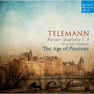 Telemann: Pariser Quartette 1-3