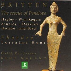 Britten: The Rescue of Penelope & Phaedra - Elatus -