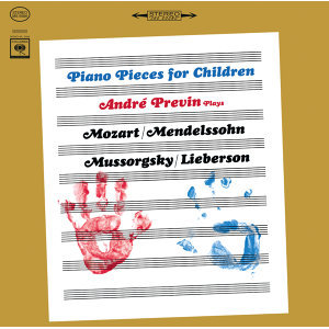 André Previn - Piano Pieces For Children