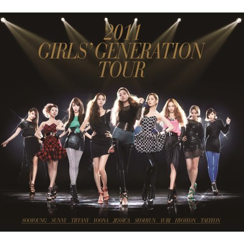 2011 GIRLS' GENERATION TOUR LIVE