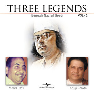 Three Legends - Bengali Nazrul Geeti - Vol. 2