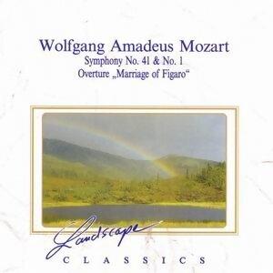 Wolfgang Amadeus Mozart: Sinfonie Nr. 41, C-Dur - Sinfonie Nr. 1, Es-Dur