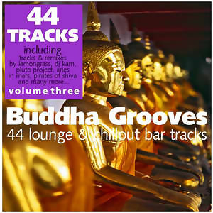 The New Volume 3 Of The Buddha Grooves