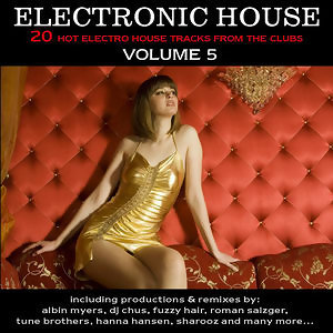 Electronic House Vol. 5