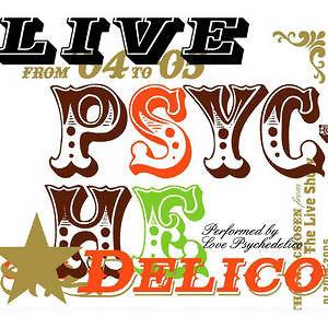 原音魔幻精選(Live Psychedelico)