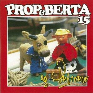 Prop Og Berta 15 (Og Piraterne)