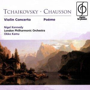 Tchaikovsky Violin Concerto . Chausson Poème