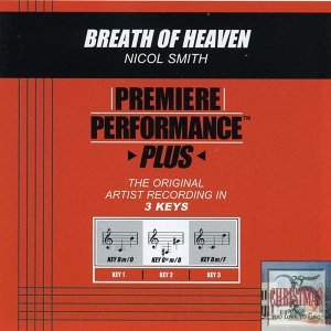 Premiere Performance Plus: Breath Of Heaven