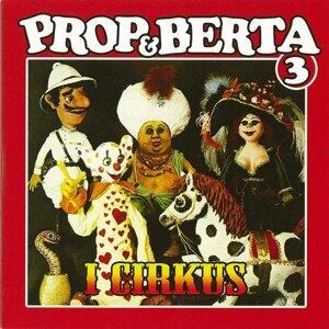 Prop Og Berta 3 - I Cirkus