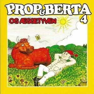 Prop Og Berta 4 - Prop Og Berta Og Æggetyven