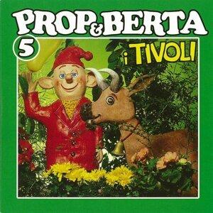 Prop Og Berta 5 - I Tivoli