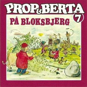 Prop Og Berta 7 - Prop Og Berta På Bloksbjerg