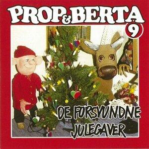 Prop Og Berta 9 - De Forsvundne Julegaver