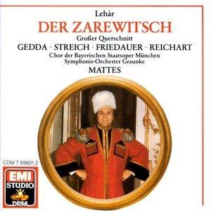 Lehár: Der Zarewitsch · Highlights - The Tzarevitch