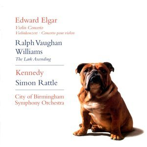 Elgar: Violin Concerto & Vaughan Williams: The Lark Ascending