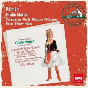 Kálmán: Gräfin Mariza - 1988 Remaster