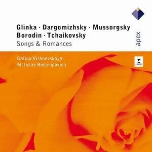 Russian Mélodies & Romances - [APEX]