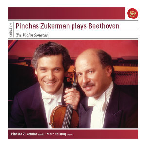 Pinchas Zukerman plays Beethoven Violin Sonatas
