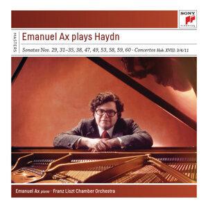 Emanuel Ax Plays Haydn Sonatas and Concertos