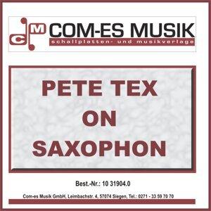 On Saxophon
