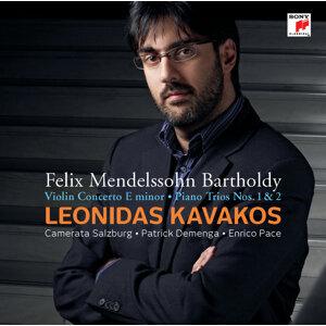 Mendelssohn-Bartholdy: Concerto for Violin & Orchestra op. 64/Piano Trio No. 1 & 2