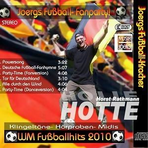 WM Fußball-Fanparty 2010