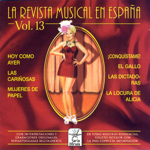 La Revista Musical en España - Vol. 13