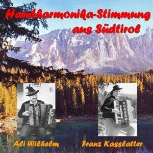 Handharmonika-Stimmung aus Südtirol