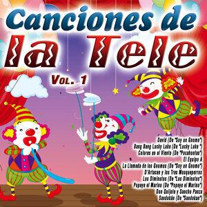 Canciones de la Tele Vol. 1