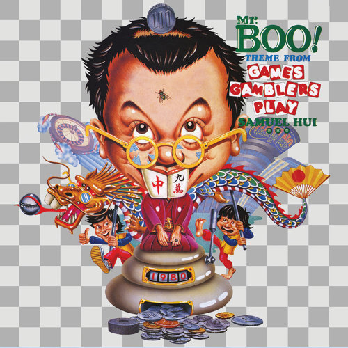 Mr. Boo! Theme From Games Gamblers Play