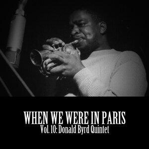 When We Were in Paris, Vol. 10: Donald Byrd Quintet