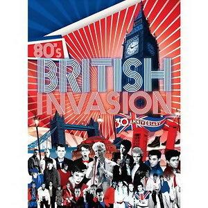 80's British Invasion 30th Anniversary(3CD)
