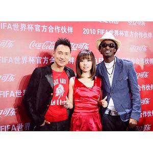 """Qi Kai De Sheng - """"Wavin' Flag"""" Celebration Mix feat. Jacky Cheung & Jane Zhang"""