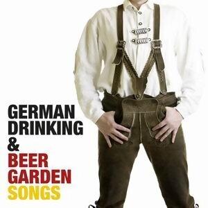 German Drinking Beer Garden Songs