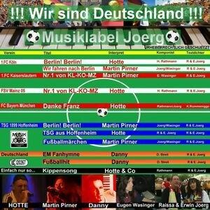 Wir sind Deutschland!