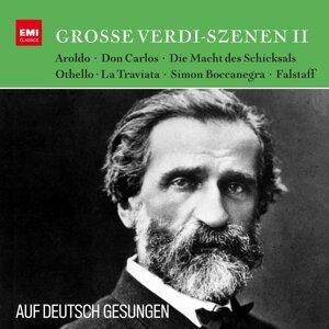 Verdi auf Deutsch: Große Szenen aus Othello, Don Carlos, Falstaff