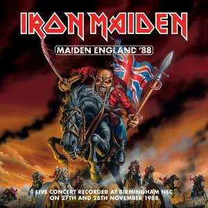 Maiden England '88 - 2013 Remastered Edition