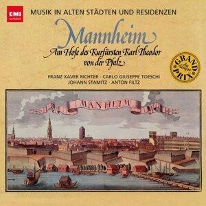 Musik in alten Städten & Residenzen: Mannheim