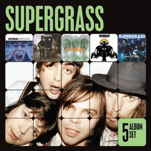 5 Album Set [I Should Coco/In It for the Money/Supergrass/Life on Other Planets/Diamond Hoo Ha] - I Should Coco/In It for the Money/Supergrass/Life on Other Planets/Diamond Hoo Ha