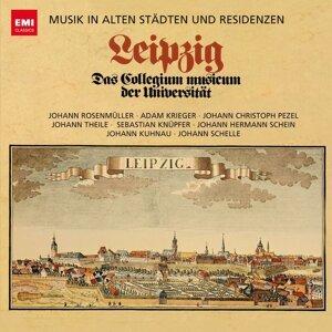 Musik in alten Städten & Residenzen: Leipzig