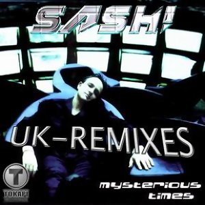 Mysterious Times - U.K. Remixes E.P.