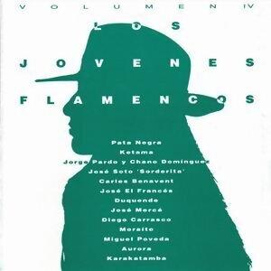 Los Jóvenes Flamencos - Vol. 4