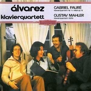 Gabriel Fauré: Klavierquartett, Nr.1 in C-Moll, op.15 - Gustav Mahler: Klavierquartett [1876]