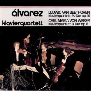 Ludwig van Beethoven: Klavierquartett, Es-Dur, op.16 - Carl Maria von Weber: Klavierquartett, B-Dur, op. 8