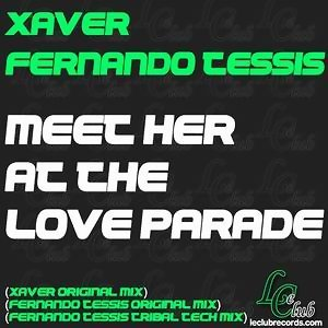 Meet Her At The Love Parade EP